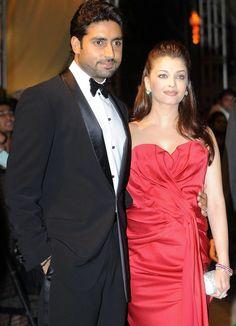 #WeddingAnniversary of #AishwaryaRai and #AbhishekBachchan with their 8 years of happy #marriage.