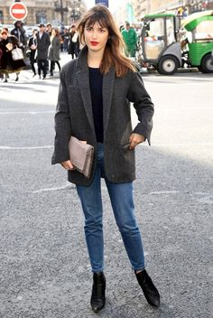 Jeanne Damas, Cool Girl Style, French Girl Style, Her Style, French Girls, Jessica Hart, Estilo Casual Chic, Casual Chic Style, Alexa Chung