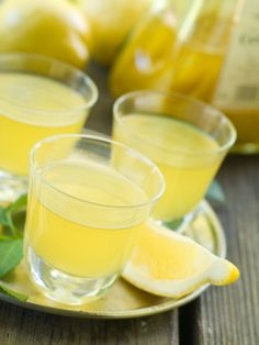We are definitely making this for sipping on the deck this summer! Limoncello Recipe - Food - GRIT Magazine