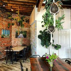 The Village Grind's space give us serious decor goals. Find this magical spot in The Village of West Greenville! Kid Dates, Best Weekend Trips, Family Travel, Coffee Shop, This Is Us, Goals, Dining, Space, Plants