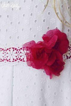 Vestidos de estilo ibicenco para las niñas de tu boda ¡Incluso para hacer la Comunión!