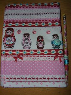 Kaatje Kip blog - notitieboekje - cover for a notebook