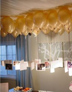 Cute idea for a party