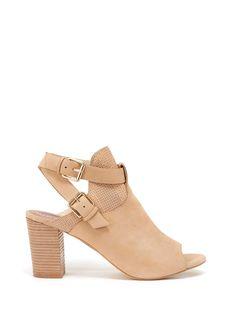 Natural Suki Shoe Boot