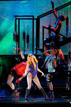 Monster Ball Tour // Lady Gaga