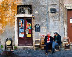 Sona Margherita, an amazing little restaurant In the Jewish Ghetto Rome