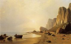 The Coast of Labrador by William Bradford - Canvas Art Print William Bradford, Modern Artists, Great Artists, Famous Artists, Chicago Museums, Art Institute Of Chicago, Art Reproductions, Canvas Art Prints, American Art