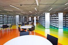 National Technical Library in Prague by Projektil Architekti - Dezeen