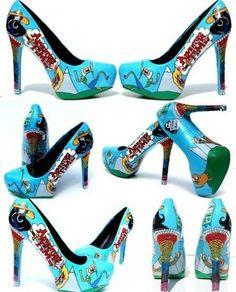 Hora de... ¡zapatos! #Horadeaventuras