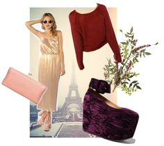 """""""Morning téa in Paris"""" by yourbabyd0ll on Polyvore #MissKL #SpringtimeinParis"""
