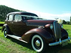 Buick Model 40 Wedding Car. £380