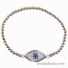 Hamsa Evil Eye Bracelet Bra Pinterest Bracelets And