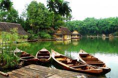 Kampung Sampireun - Sampireun Village