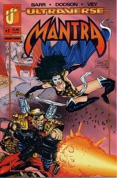 Mantra issue #1