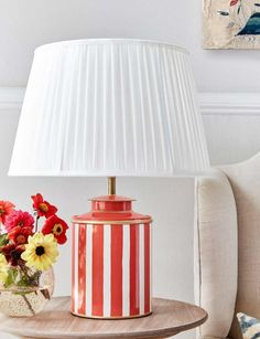 The Official Sophie Conran Shop | Halo Table Lamp and Silk Shade Sophie Conran, Painted Chest, Hand Painted, Blue Duvet, Painting Lamps, Home Decor Signs, Lamp Shades, Soft Furnishings, Home Accessories