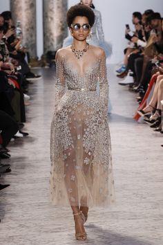 Elie Saab - Spring 2017 Couture  Fashion Show Paris Fashion Week PFW Haute Couture