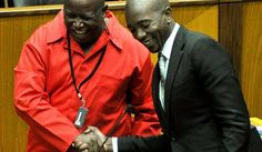 For the ANC, Wednesday's debate on President Jacob Zuma's State of the Nation Address was meant to be about rallying around Number One and d...