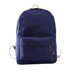 7bfc2693e80 New Lovely Women School Bag Girl Canvas Backpack Travel Rucksack Shoulder  Bag Schoolbag Freeshipping   Wholesale