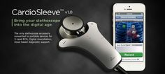 Would love this stethoscope when it's on the market.