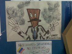 Universidad #UNET SAN CRISTOBAL TACHIRA