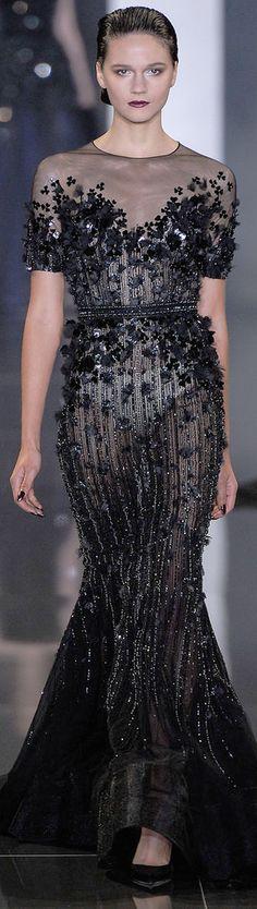 ༻ಌ Ralph & Russo ಌ༺ Couture Fall Dress Robes, Lace Dress, Ralph & Russo, Dressy Attire, Transparent Dress, Black Sheer Top, Stunning Dresses, Couture Collection, Timeless Fashion