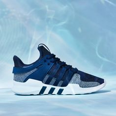 a9bf57fa1cdf Adidas uses Parley ocean plastic to update one of its classic shoe designs Eqt  Support Adv