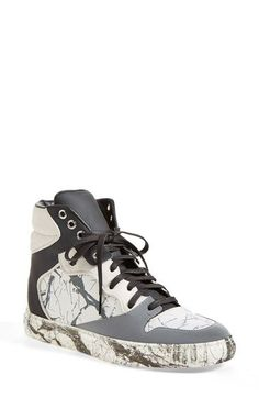 best service 2c931 08b80 Balenciaga Nappa Leather High Top Sneaker (Women)  Nordstrom