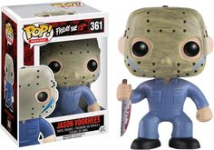 Pop! Television - Friday the 13th - Jason Voorhees