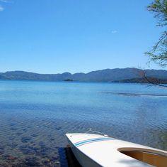 Otra toma del Lago de Ilopango, San Vicente