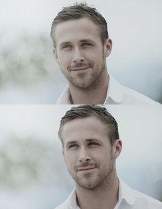 Ryan Gossling... Those eyes