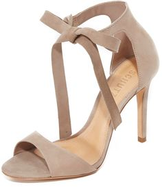 Schutz Rene Tie Sandals - Use code:SCORE17 get up to 70% off at SHOPBOP.com