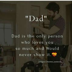 True love u sooo much papa😘😘😘😘😘😘😘😘😘 Poonam Shekhawat Father Daughter Love Quotes, Love Parents Quotes, Mom And Dad Quotes, I Love My Parents, Crazy Girl Quotes, Papa Quotes, Fathers Day Quotes, New Quotes, Funny Quotes