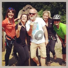 Comedian Bill Bailey joins our Gloucestershire tribe at the Forest of Dean