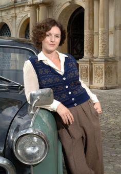 Miss Marple: The Secret of Chimneys - ITV 2010 - Dervla Kirwan
