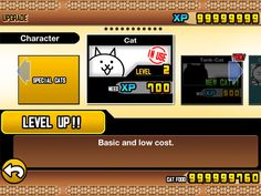 I got Free Cat Food and XP for Battle Cats. You can get too, using the Battle Cats Hack!