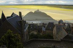 Mont Saint-Michel   © PATRICK BLEHAUT/Flickr
