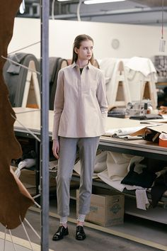 Norse Projects Introduces Womenswear for Autumn/Winter 2015   HUH.