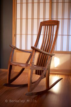 Charmant The Harp Rocking Chair, Offers Exceptional Comfort · HarpRocking ChairFurniture  ProjectsContemporary ...