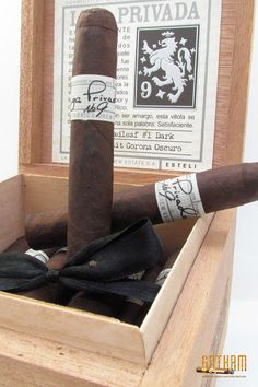 When you light a Liga Privada you are smoking a product that was expected to be enjoyed by the masters of the craft. Aged a full year, no shortcuts were taken in the manufacturing of these cigars. Tobaccos from seven different farms have been used to create a rich and complex smoke that is full bodied without being harsh. You can expect flavors of toast, coffee, and chocolate expertly blended into a smooth, satisfying smoke. Full bodied but silky from start to finish the Liga Privada is a… Montecristo Cigars, Cohiba Cigars, Ashton Cigars, Premium Cigars, Smoke Shops, Farms, Masters, Smoking, Gem