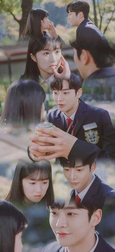 Drama Korea, Korean Drama, Young Kim, Web Drama, Framed Tv, Drama Queens, Drama Movies, Flower Wallpaper, Kpop