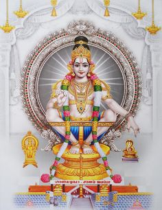 Ayyappan is the Hindu god of growth, particularly popular in He is a synthetic deity, the son of Shiva and Mohini – the female avatar of Vishnu hindu_god_ayyappar_image_high_resolution_desktop_wallpaper.