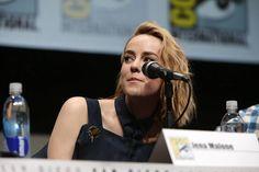 DIE TRIBUTE VON PANEM - CATCHING FIRE Jena Malone - Lionsgate Präsentation, Comic-Con, 20. Juli 2013 in San Diego, Kalifornien (Photo by Eric Charbonneau/Invision for Lionsgate/AP Images)