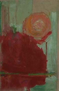 Monotype 7, Helen Frankenthaler, 1989