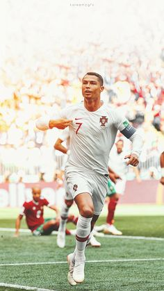 322 Best Football Wallpaper photos by Footballlover Cristiano Ronaldo Cr7, Cristino Ronaldo, Cristiano Ronaldo Wallpapers, Football Love, Football Is Life, Cr7 Portugal, Portugal National Football Team, Fifa, Messi Vs