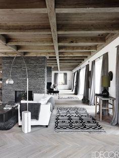 "urbnite: ""Arco Floor Lamp by Achille Castiglioni for FLOS """
