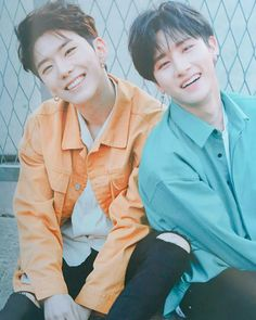 # Kihyun and #I.M