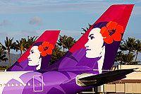 Hawaiian Air  Airbus A330-243 @ HNL