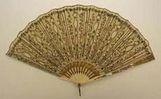18th century French fan (metmuseum.org)