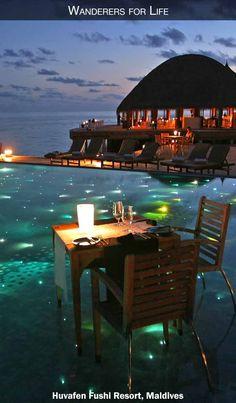 HUwafen Fushi Resort, Maldives