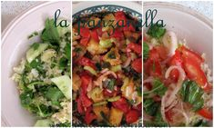 Panzanella, uno 2 tre ricetta Chicken, Food, Dinner, Meal, Eten, Meals, Buffalo Chicken, Cubs